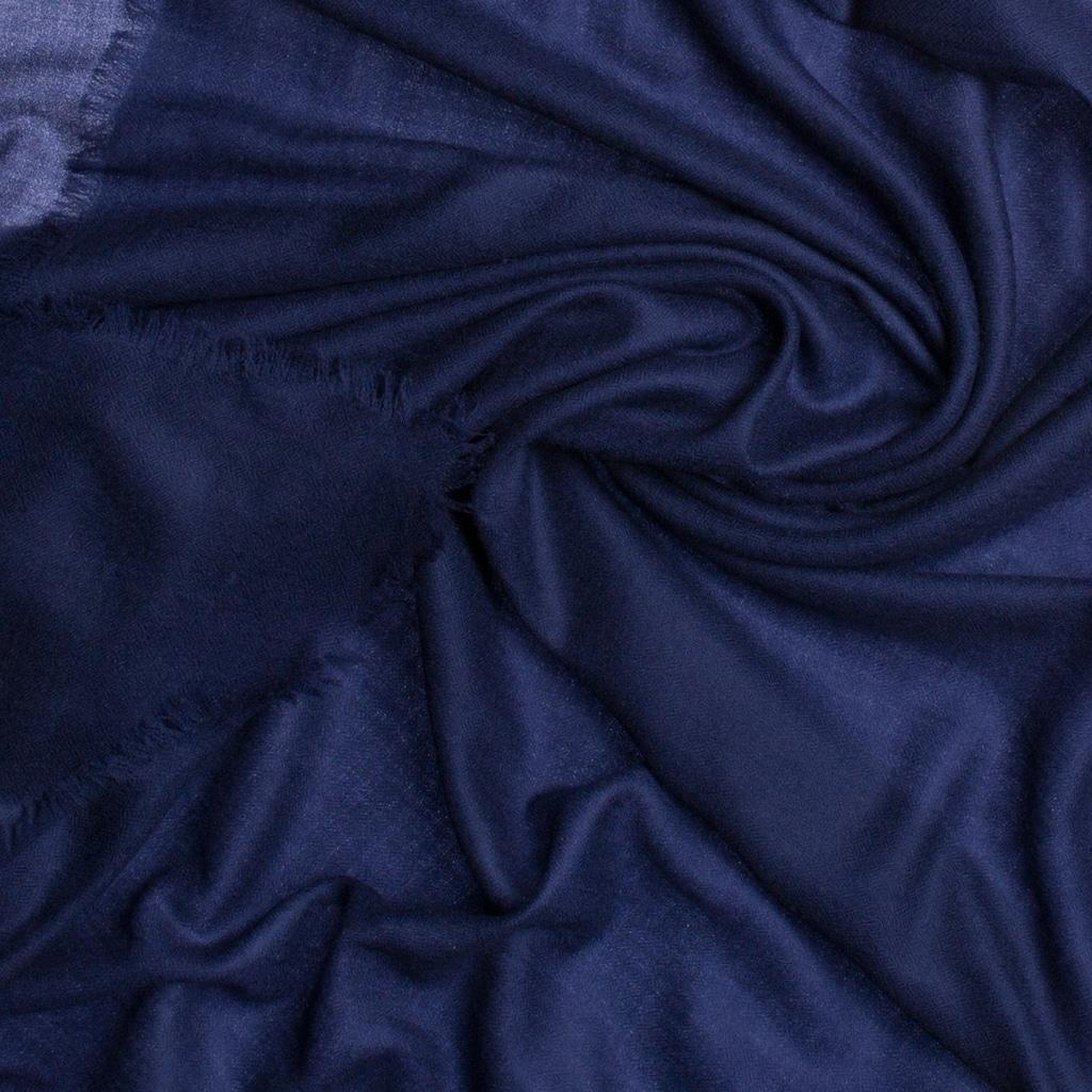 Codello Unifarbener Schal aus Wolle