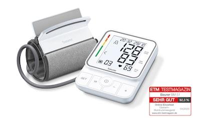 BEURER Oberarm-Blutdruckmessgerät »BM 51 easyClip« kaufen