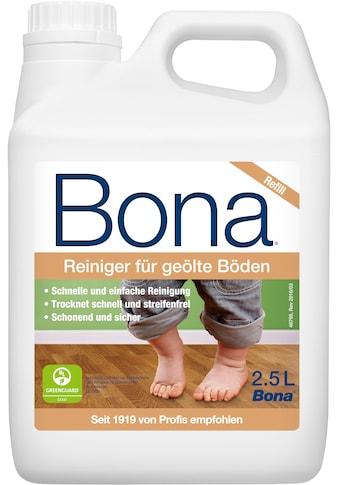 Bona Fussbodenreiniger, (1 St.), für geölte Böden, 2,5 l Inhalt,... kaufen