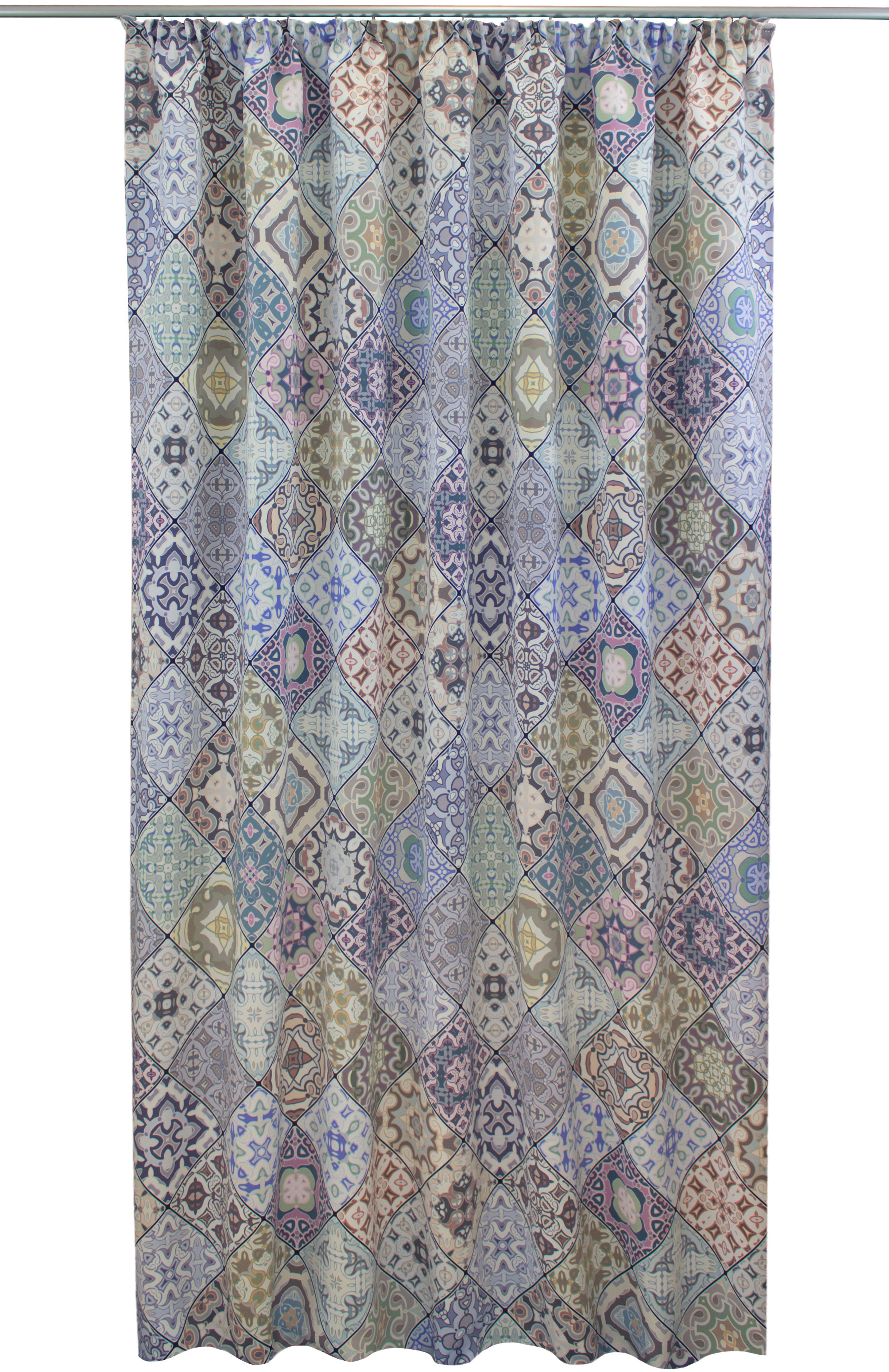 Vorhang, »Amira«, VHG, Kräuselband 1 Stück