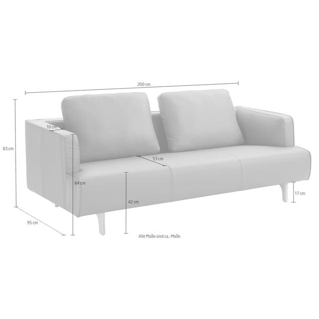 hülsta sofa 3,5-Sitzer »hs.440«