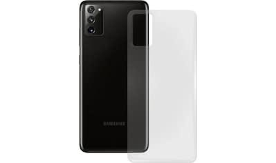 PEDEA Handyhülle »Soft TPU Case für Samsung Galaxy S20 FE«, Samsung Galaxy S20 FE kaufen