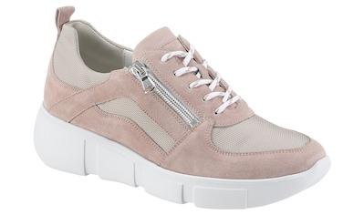 Waldläufer Keilsneaker »H-Lou«, mit herausnehmbarer Lederinnensohle, H-Weite kaufen