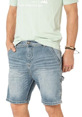 SUBLEVEL Jeansbermudas, im Worker Style kaufen