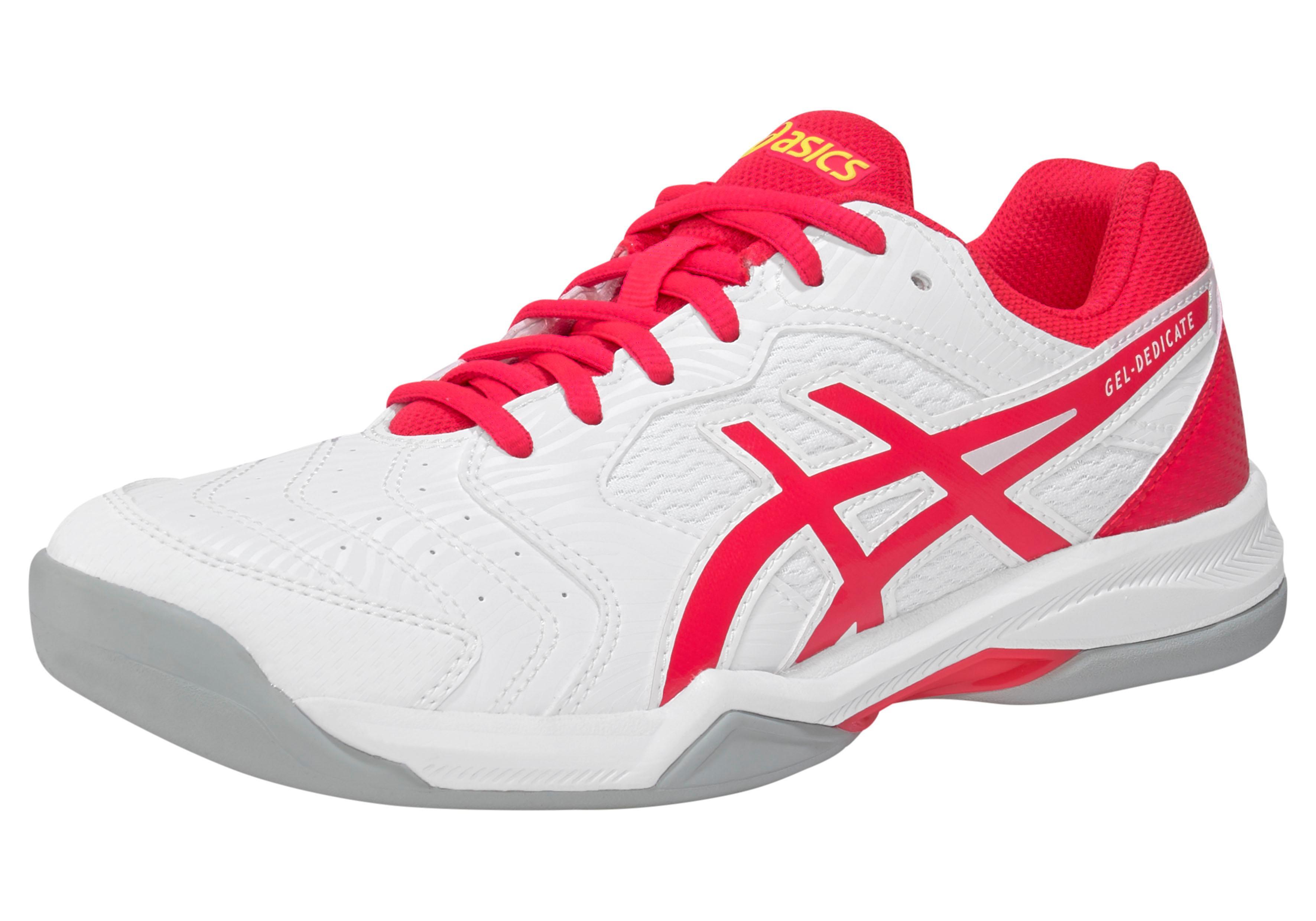 Asics Tennisschuh GEL-DEDICATE 6 INDOOR Damenmode/Schuhe/Sportschuhe/Tennisschuhe