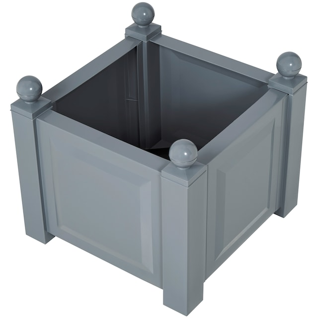 KHW Pflanzkasten , BxTxH: 43x43x41 cm