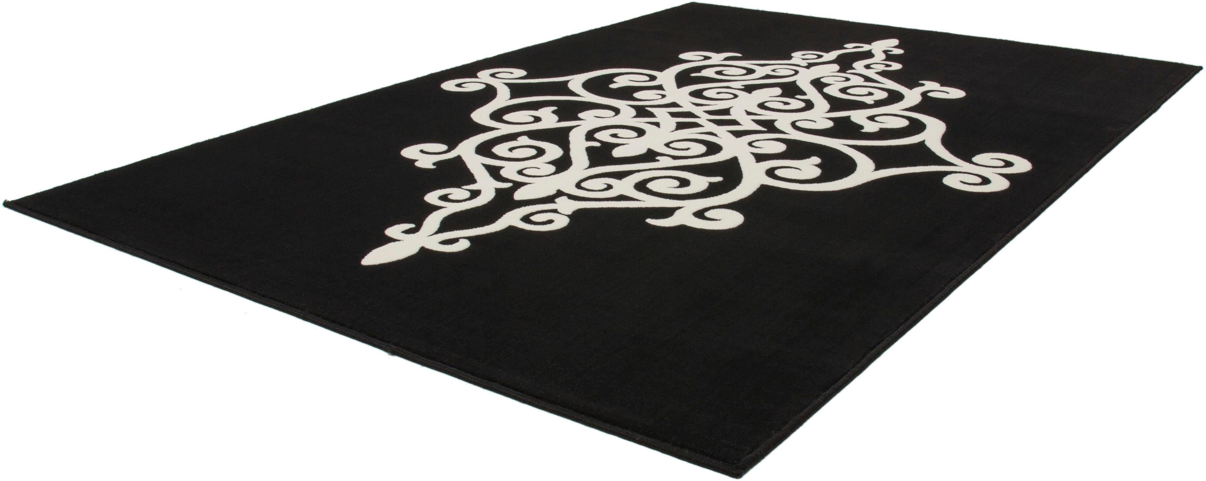 Teppich Tocca 2077 calo-deluxe rechteckig Höhe 10 mm maschinell gewebt
