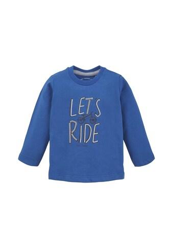 TOM TAILOR T-Shirt »Langarmshirt mit Print« kaufen