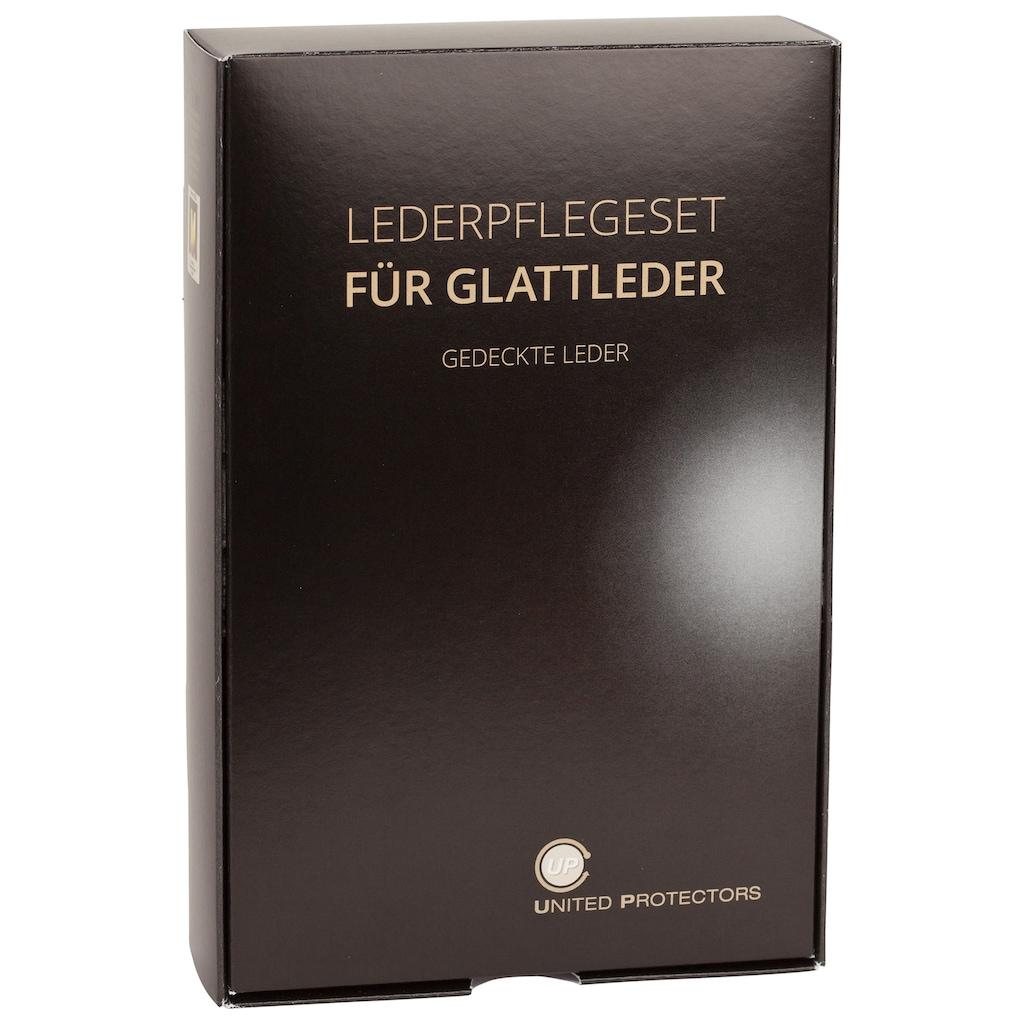 UNITED PROTECTORS Lederpflege, für Glattleder (gedeckte Leder)