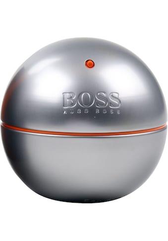 Boss Eau de Toilette »Boss in Motion« kaufen