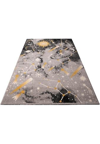 Lüttenhütt Kinderteppich »Alena«, rechteckig, 14 mm Höhe, für Kinder und Jugendzimmer kaufen