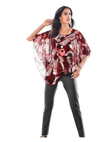Classic Inspirationen Bluse mit asymmetrischem Saum kaufen