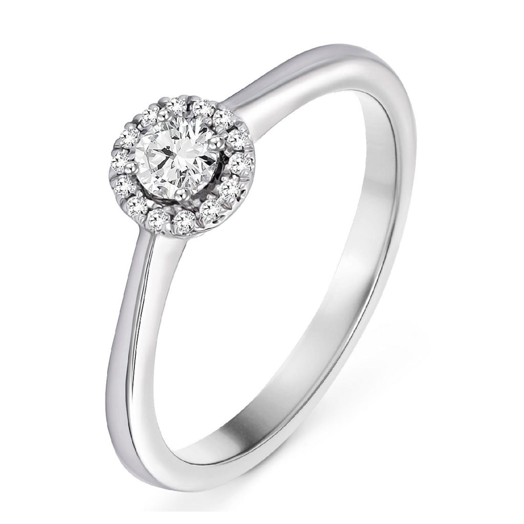 CHRIST Diamantring »32011867«