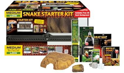 Exo Terra Terrarium »Schlangen Starter Kit«, BxTxH: 60x45x30 cm kaufen
