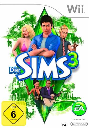 Electronic Arts Spiel »Die Sims 3«, Nintendo 3DS, Software Pyramide kaufen