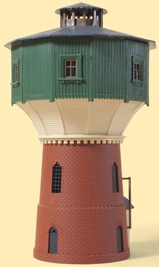 Auhagen Modelleisenbahn-Gebäude Wasserturm, Made in Germany bunt Kinder Schienen Zubehör Modelleisenbahnen Autos, Eisenbahn Modellbau