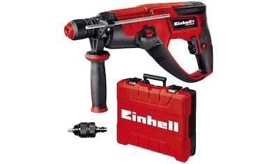 EINHELL Bohrhammer »TE - RH 28 5F«, inkl. Zusatzbohrfutter für Schrauben und Bohren, 950W kaufen