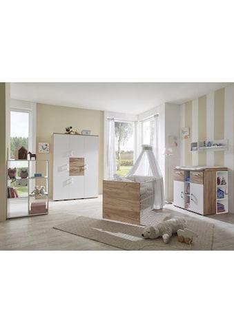 arthur berndt Babyzimmer-Komplettset »Anna«, (Set, 3 tlg.), Made in Germany kaufen