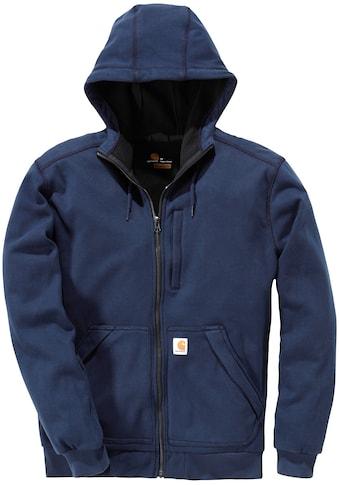 Carhartt Kapuzensweatshirt »Wind Fighter«, wasserabweisende Sweatshirtjacke kaufen
