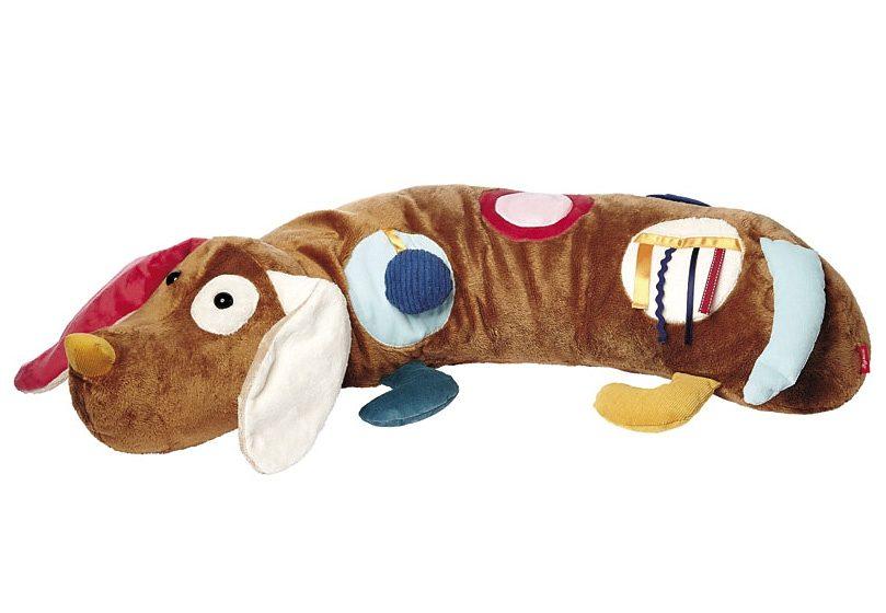 sigikid Kissen Aktiv Spielkissen PlayQ - Hund