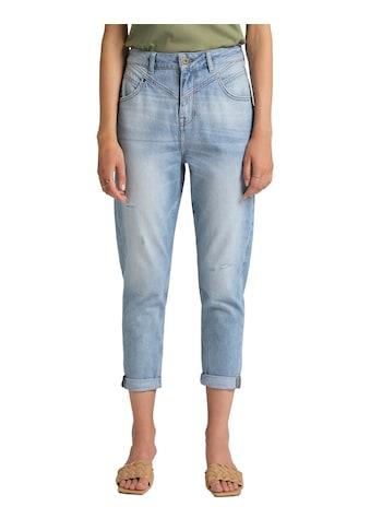 MUSTANG 7/8-Jeans »Moms«, Used-Effekte kaufen