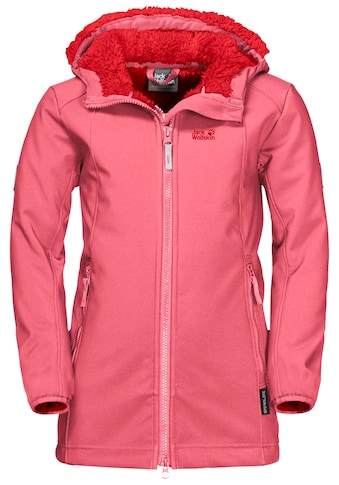 Jack Wolfskin Softshellmantel »KISSEKAT COAT GIRLS« kaufen