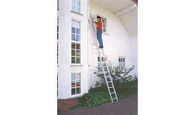 KRAUSE Schiebeleiter »Corda«, 2x8 Sprossen kaufen