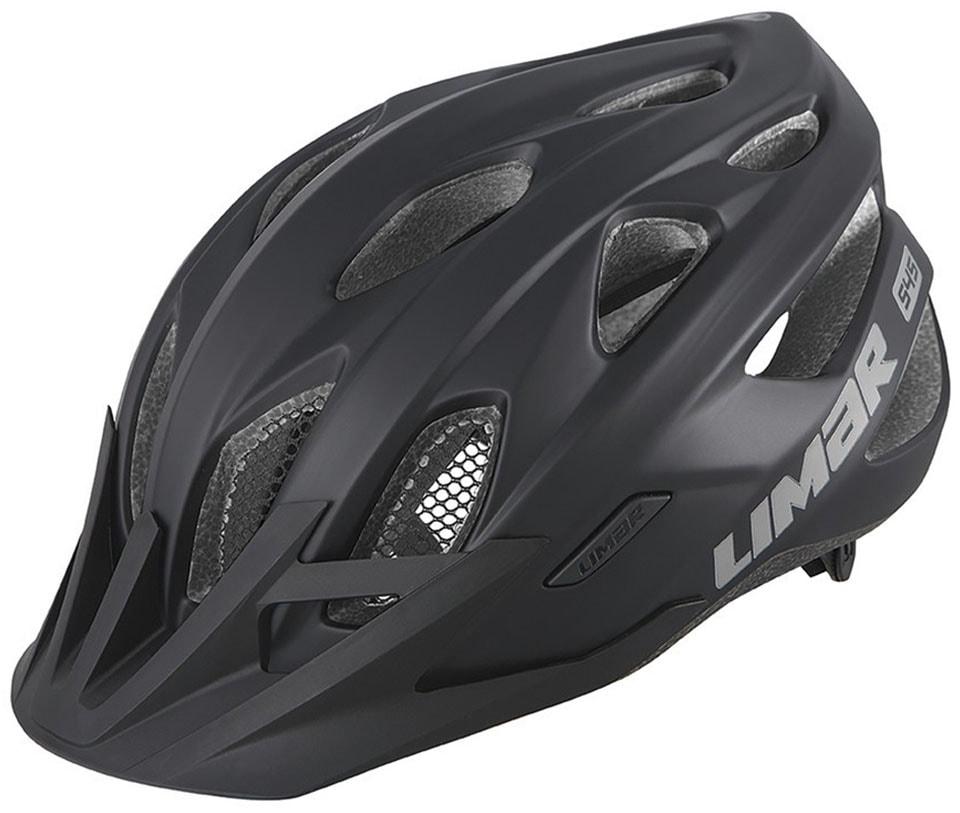 LIMAR Fahrradhelm 545 schwarz Rad-Ausrüstung Radsport Sportarten