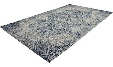 Teppich, »Paradiso 550«, calo - deluxe, rechteckig, Höhe 10 mm, handgewebt kaufen