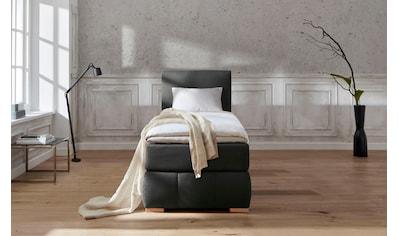 Guido Maria Kretschmer Home&Living Boxspringbett »Wehma«, inkl. Topper in 3 Ausführungen, 2 Härten kaufen