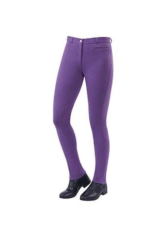Dublin Reiterhose »Damen Kniebesatzreithose Supa-fit mit Reißverschluss« kaufen