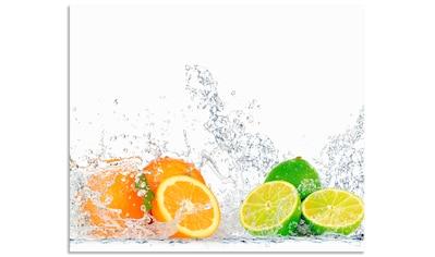 """Artland Küchenrückwand """"Fruchtig erfrischend gesund Fruchtmix"""", (1 - tlg.) kaufen"""