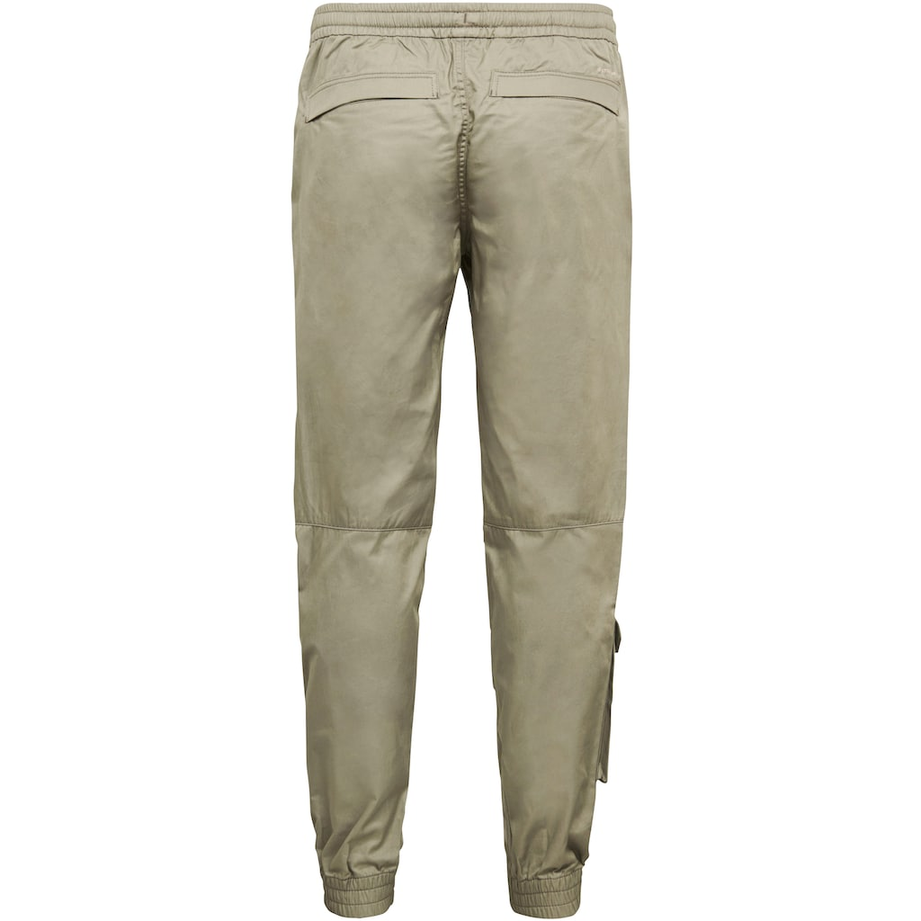 G-Star RAW Cargohose »Chino Relaxed Cuffed Trainer Roozon Twill«