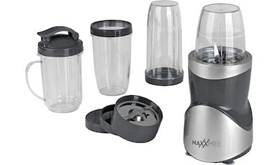MAXXMEE Smoothie - Maker MAXXMEE 12 - tlg. Grau, 350 Watt kaufen