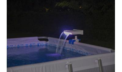 Bestway Poolwasserfall »Flowclear™«, mit LED-Licht kaufen