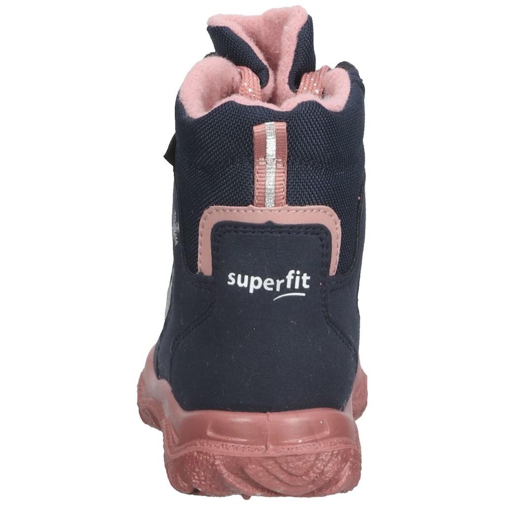 Superfit Schnürstiefelette »Textil«