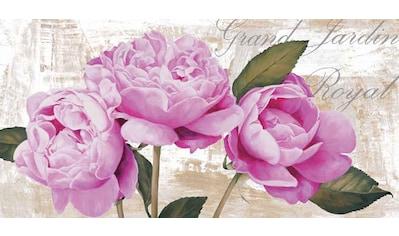 Home affaire Deco-Panel »Jenny Thomlinson /Grand Jardin Royal«, 100/50/2 cm kaufen
