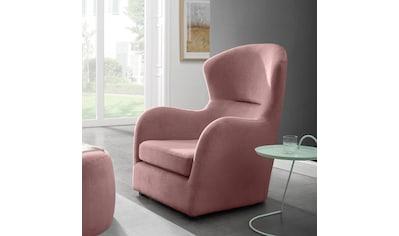 COUCH♥ Sessel »Knuffig«, in extravagantem Design, COUCH Lieblingsstücke kaufen