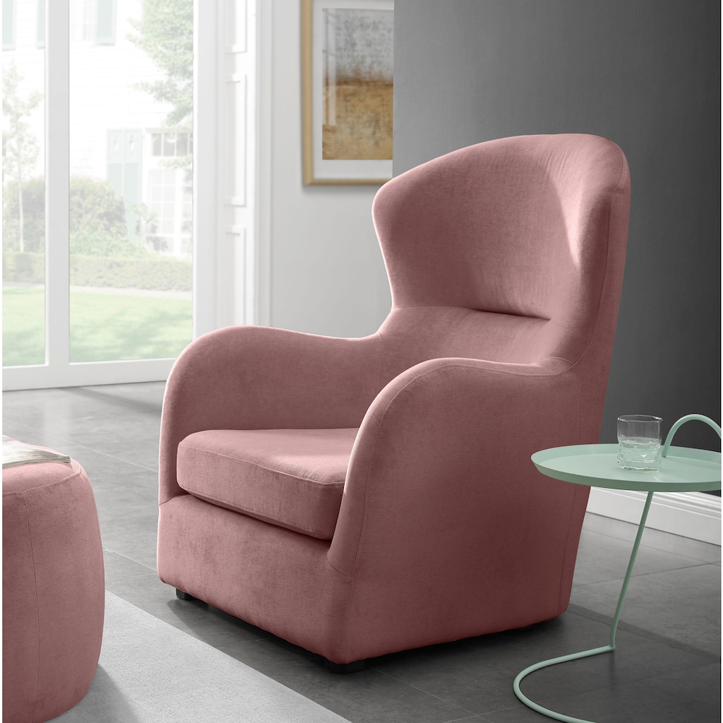 COUCH♥ Sessel »Knuffig«, in extravagantem Design, COUCH Lieblingsstücke