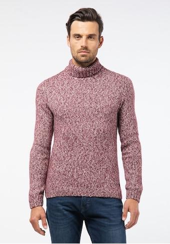 Pierre Cardin Grobstrick Rollkragen - Pullover, meliert »0« kaufen