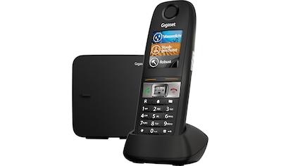 Gigaset »E630« Schnurloses DECT - Telefon (Mobilteile: 1) kaufen