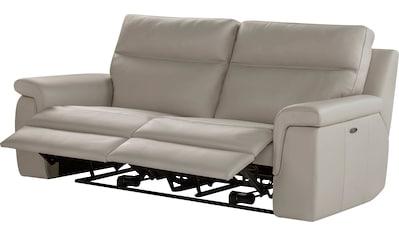 CALIA ITALIA 2-Sitzer »Samira«, mit extra hoher Rückenlehne von 99 cm und mit zwei... kaufen