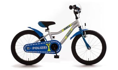 Bachtenkirch Kinderfahrrad »Polizei K« kaufen