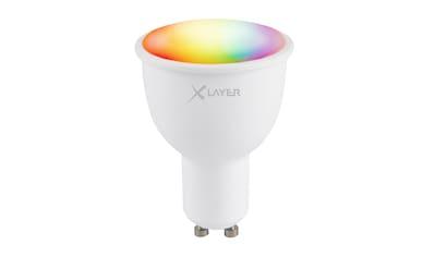 XLAYER LED »XLayer Smart Echo GU10 4.5W 380lm Warmweiß, Mehrfa« kaufen