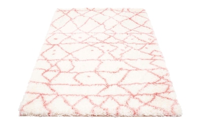 Festival Hochflor-Teppich »Peral 530«, rechteckig, 45 mm Höhe, besonders weich durch Microfaser, Wohnzimmer kaufen