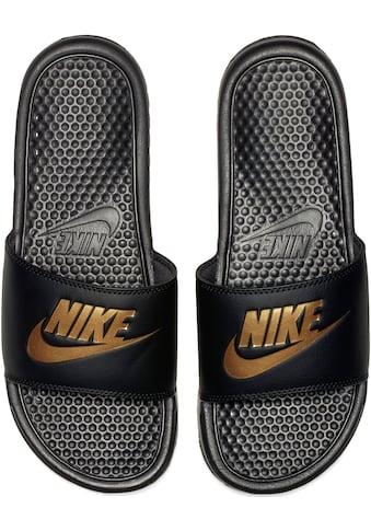 "Nike Sportswear Badesandale »Benassi ""just Do It.""« kaufen"