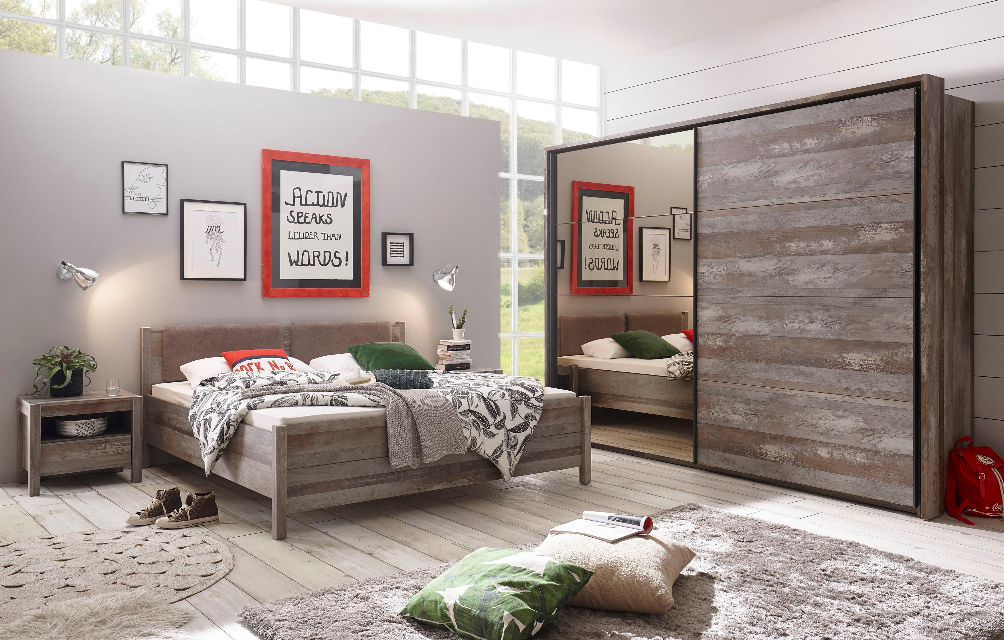 Schlafzimmer-Set (Set 4-tlg)