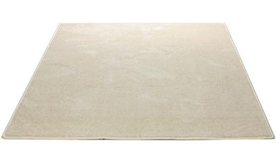 Teppich, »Sweety eckig«, Living Line, rechteckig, Höhe 15 mm, maschinell gewebt kaufen