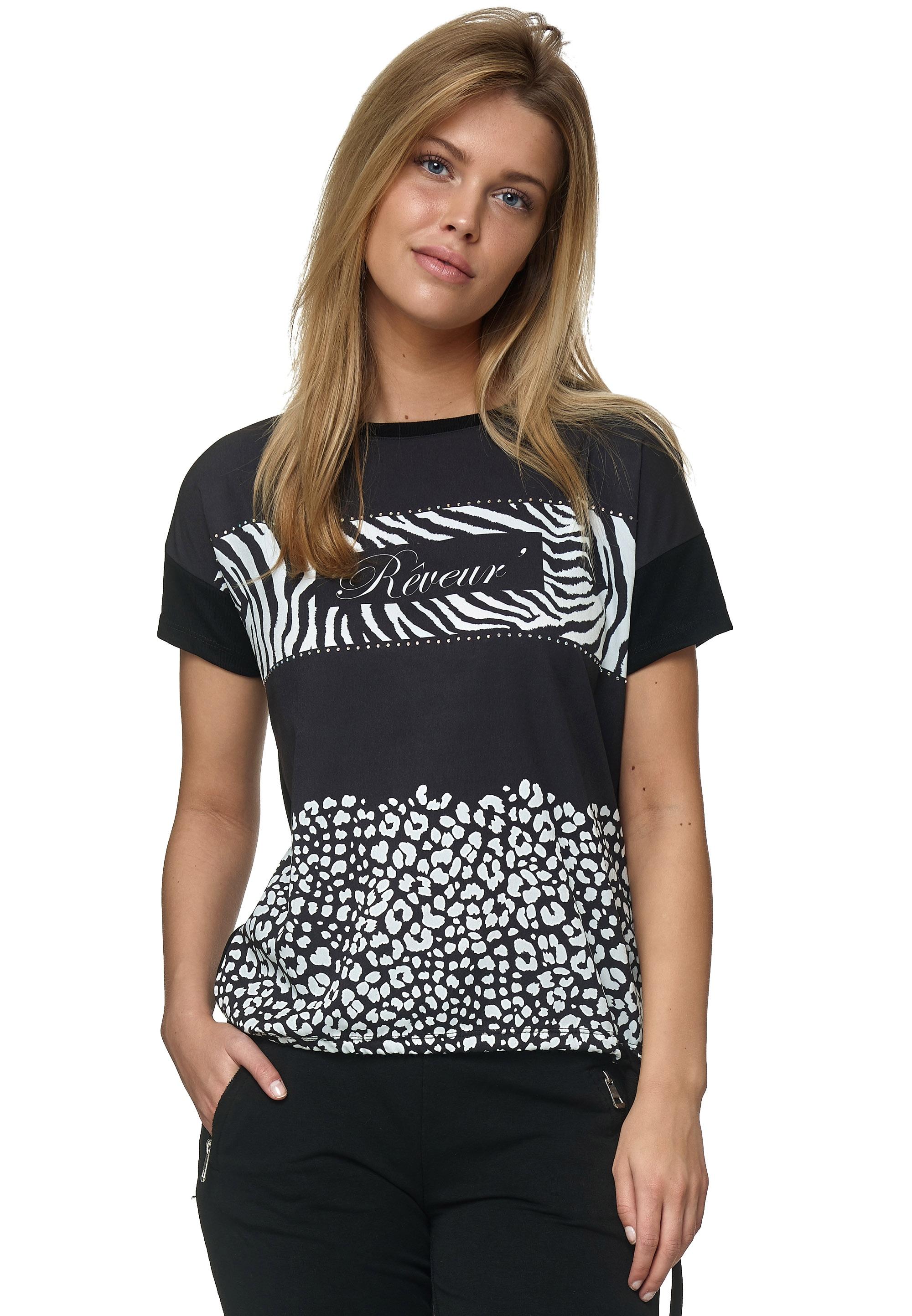 decay tshirt leo zibra Cooles T Shirt für Damen von Decay AKLBB1152415951