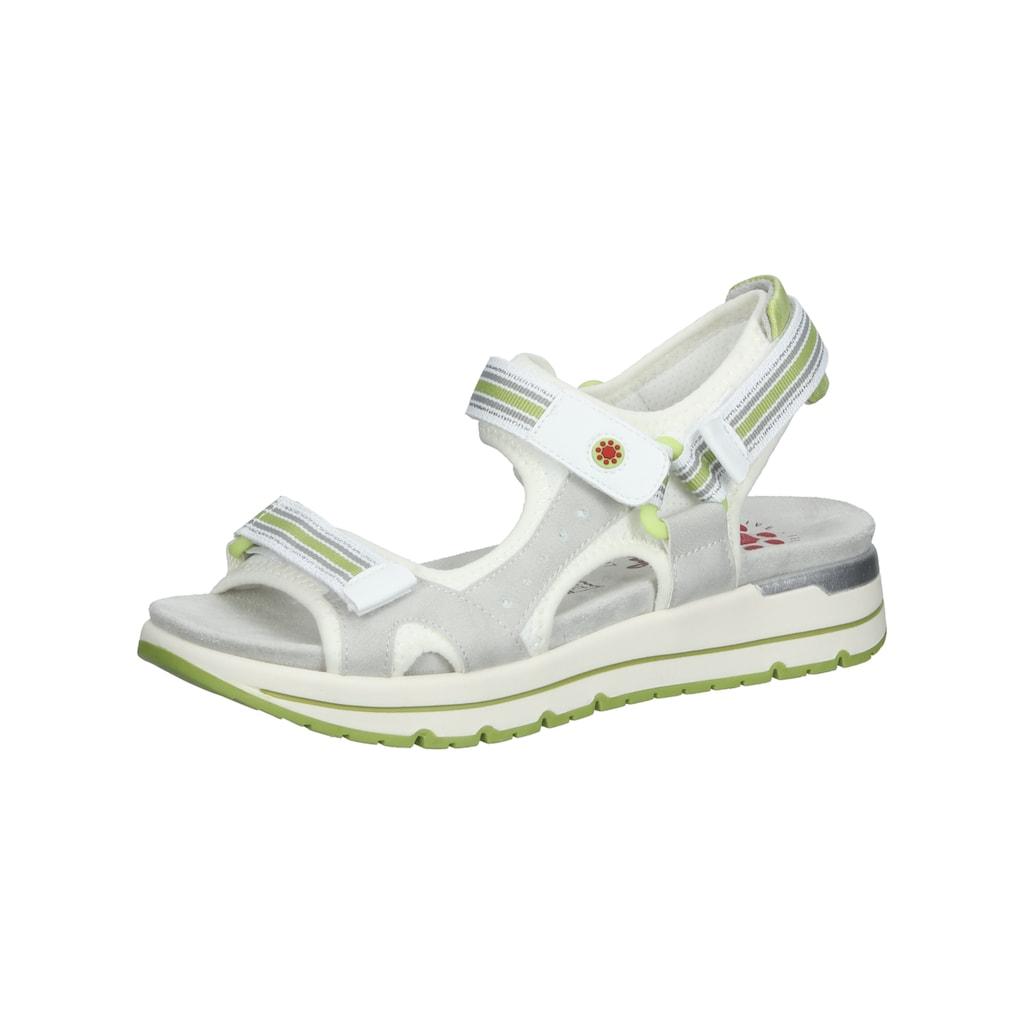 Relife Sandale »Lederimitat/Textil«